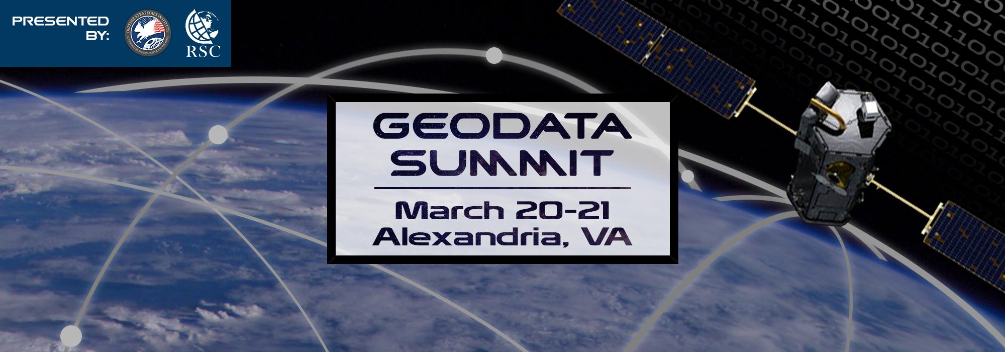 GeoData Banner