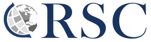 RSC LOGO (initials) Dark Blue Alternate